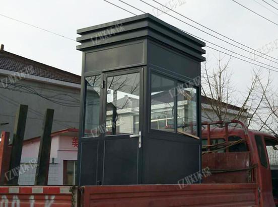 阜宁钢结构岗亭供应